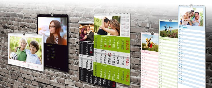 PhotoFancy Wandkalender