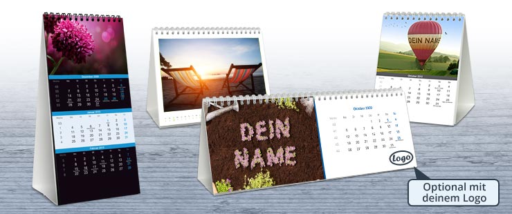 PhotoFancy Tischkalender