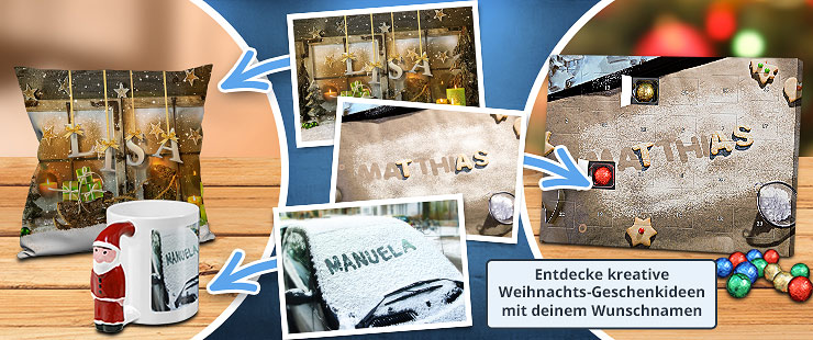 weihnachtsbilder mit namen gratis erstellen. Black Bedroom Furniture Sets. Home Design Ideas