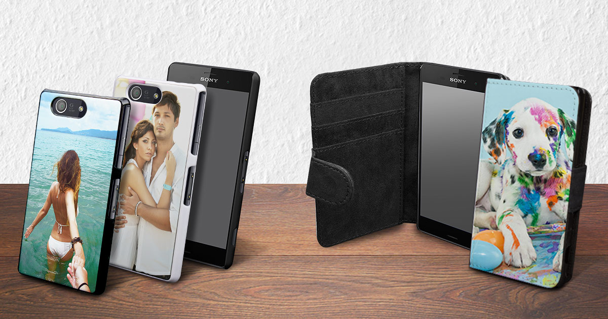 sony xperia z3 compact smartphoneh lle bedrucken. Black Bedroom Furniture Sets. Home Design Ideas