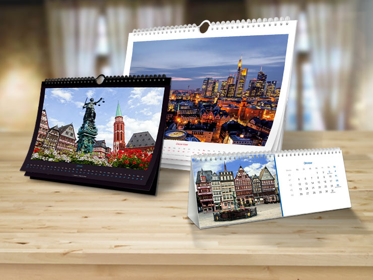 Frankfurt am Main-Kalender