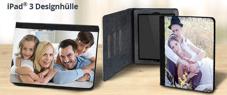 ipad 3 h lle selbst gestalten und individuell bedrucken. Black Bedroom Furniture Sets. Home Design Ideas