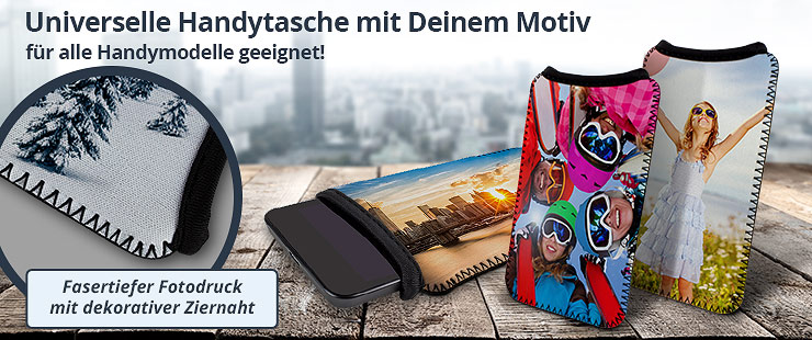 Individuelle iPhone 5 oder iPhone 5s Handytasche bedrucken